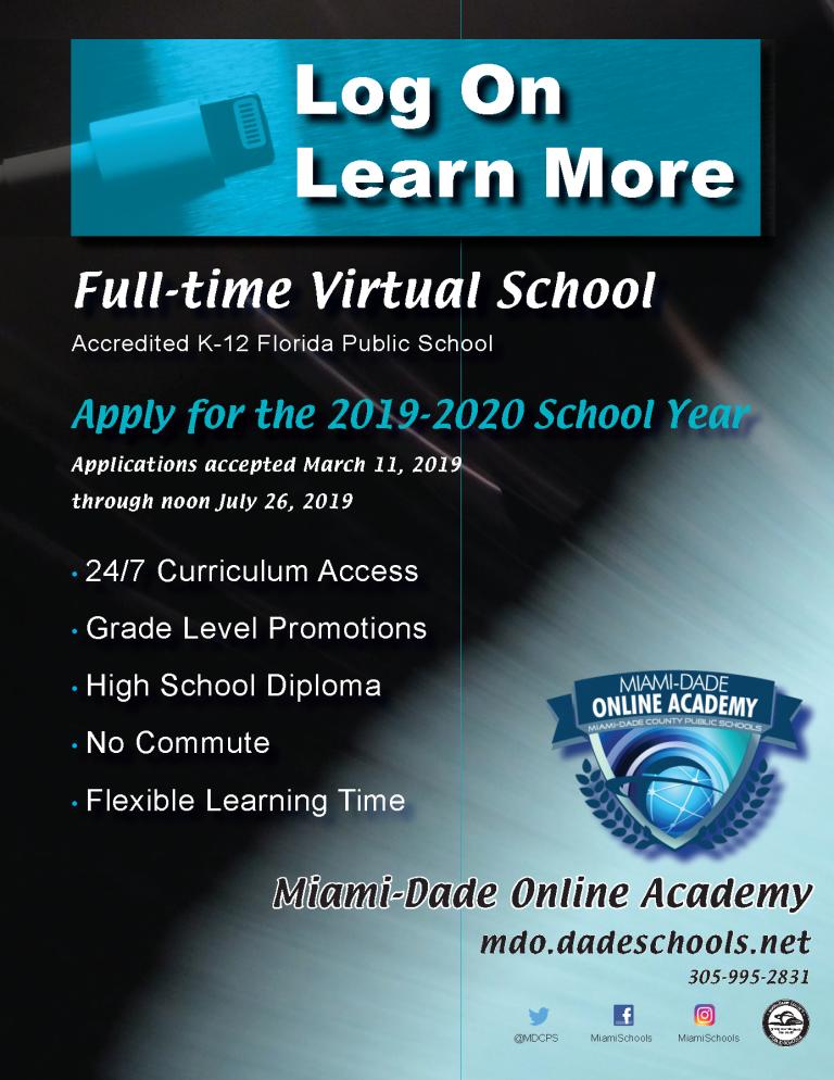 Full-time Florida Virtual School